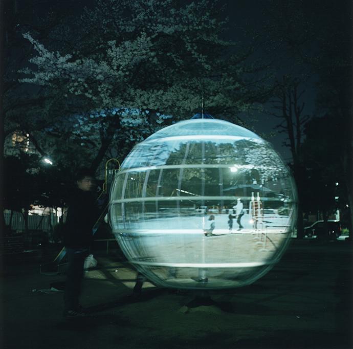 遊具の透視法